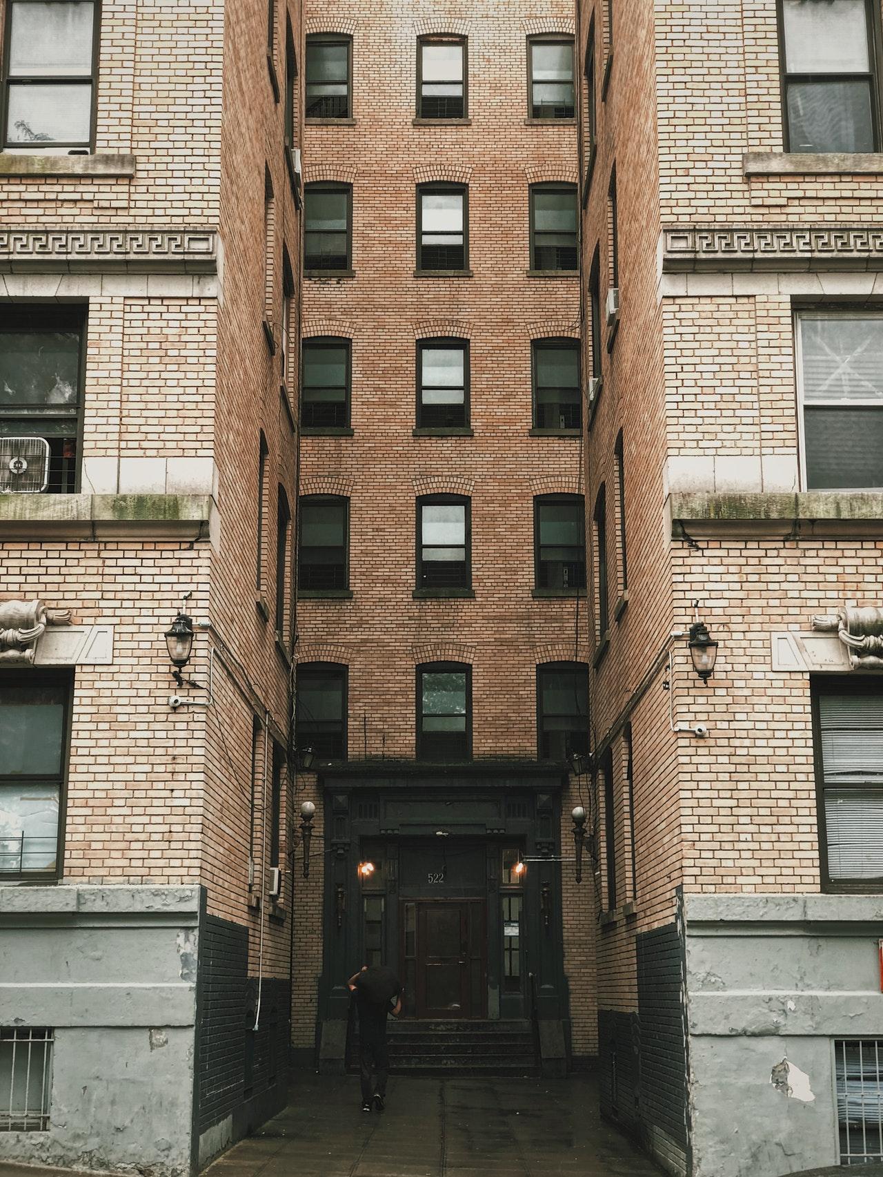 Bor du i lejlighed og smider tit din nøgle væk?